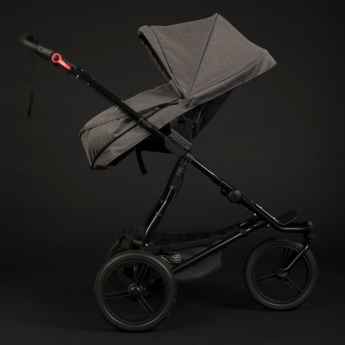 Mountain Buggy Carrycot Plus for Urban Jungle the Luxury Collection - Herringbone 806424