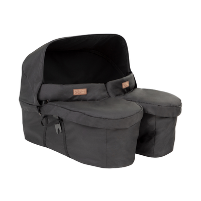 Mountain Buggy Carrycot Plus for Twins - Black 808273