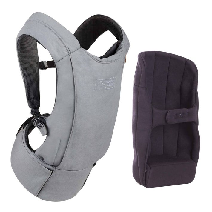 Mountain Buggy juno Carrier - Charcoal 803452