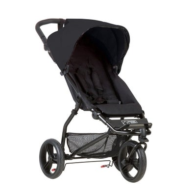Mountain Buggy mini - Black  804735