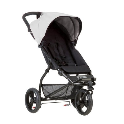 Mountain Buggy mini - Silver  804737