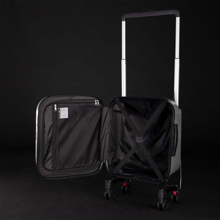 Mountain Buggy Skyrider Luxury - Silver 808166