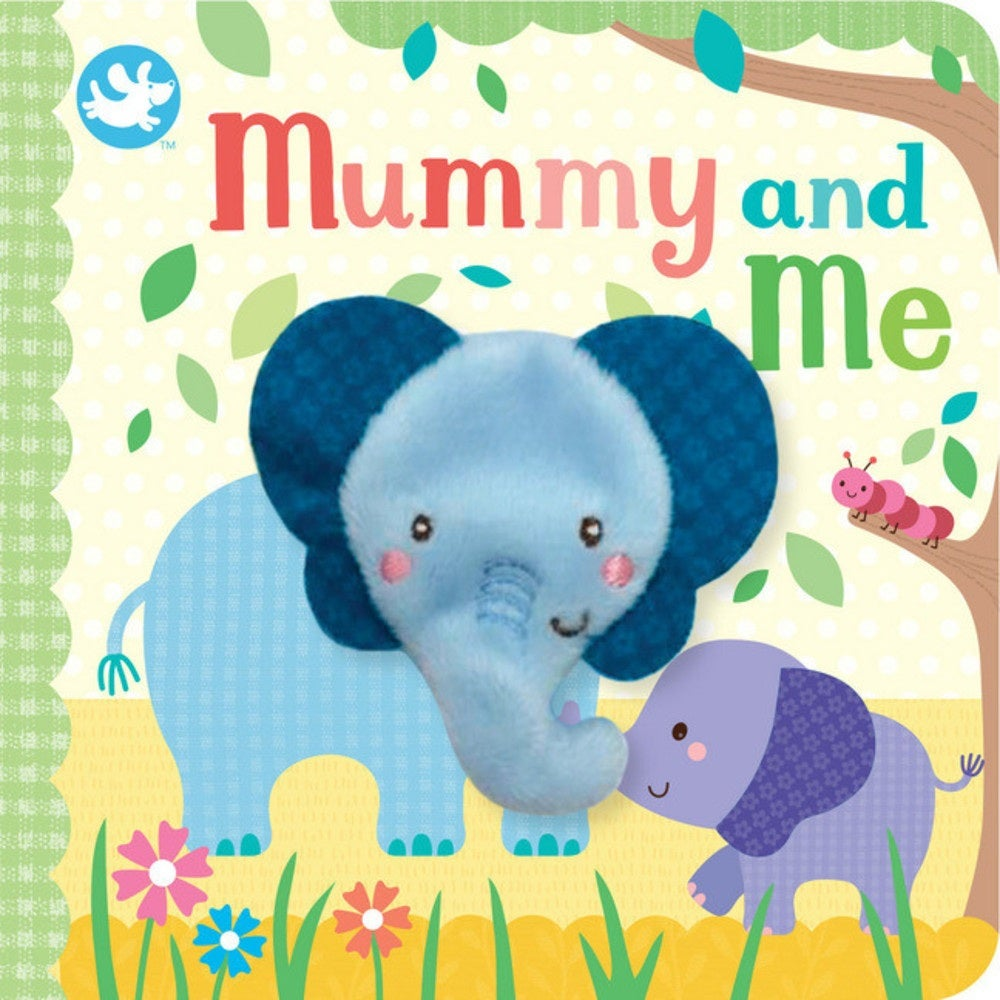Mummy and Me Finger Puppet Book 804551