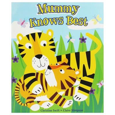 Mummy Knows Best Book 808161