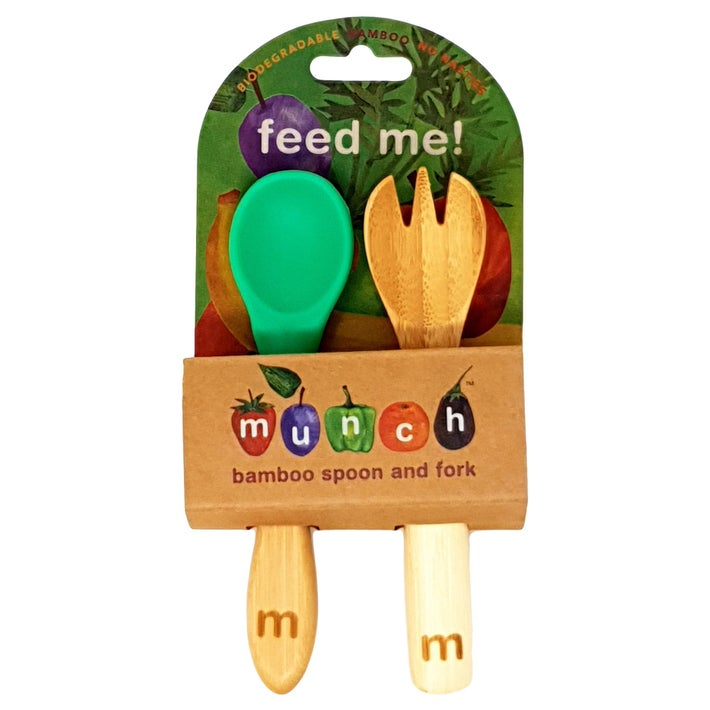 Munch Baby Cutlery Set 807443