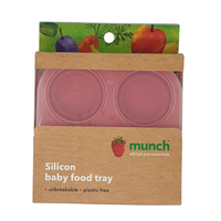 Munch Baby Food Tray 4 Compartments 808240001