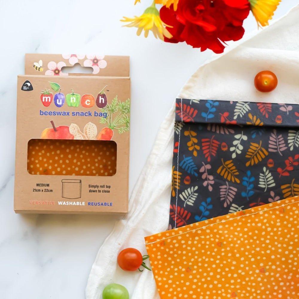 Munch Beeswax Snack Bags 807444