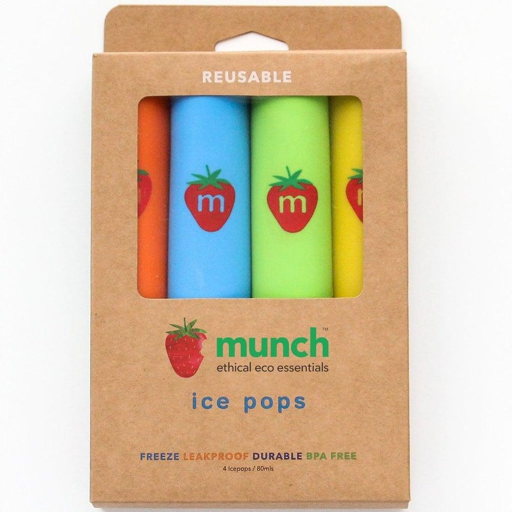 Munch Ice pops 4pk 804561