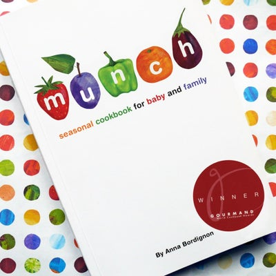 Munch Seasonal Cookbook for Baby and Family 803598