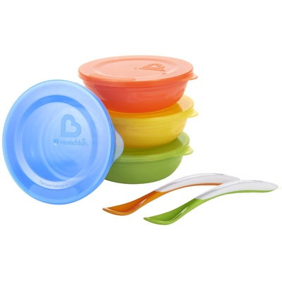 Munchkin Love-a-bowls 10 Pce Set 807424