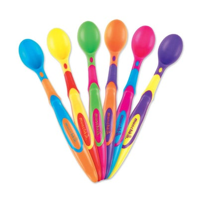 Munchkin Soft Tip Spoons- 6 pack 718269