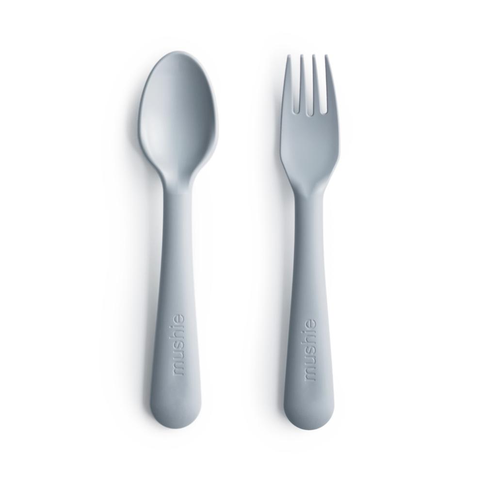 Mushie Fork & Spoon Set 8081920001