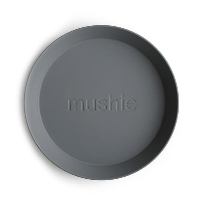 Mushie Plate 2 Pack 8081900001