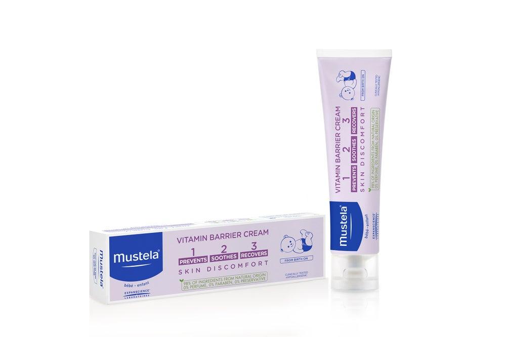 Mustela Vitamin Barrier Cream 50ml 40861