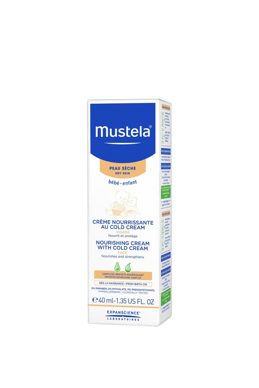 Mustela Dry Skin Nourishing Cream with Cold Cream 40ml 806931