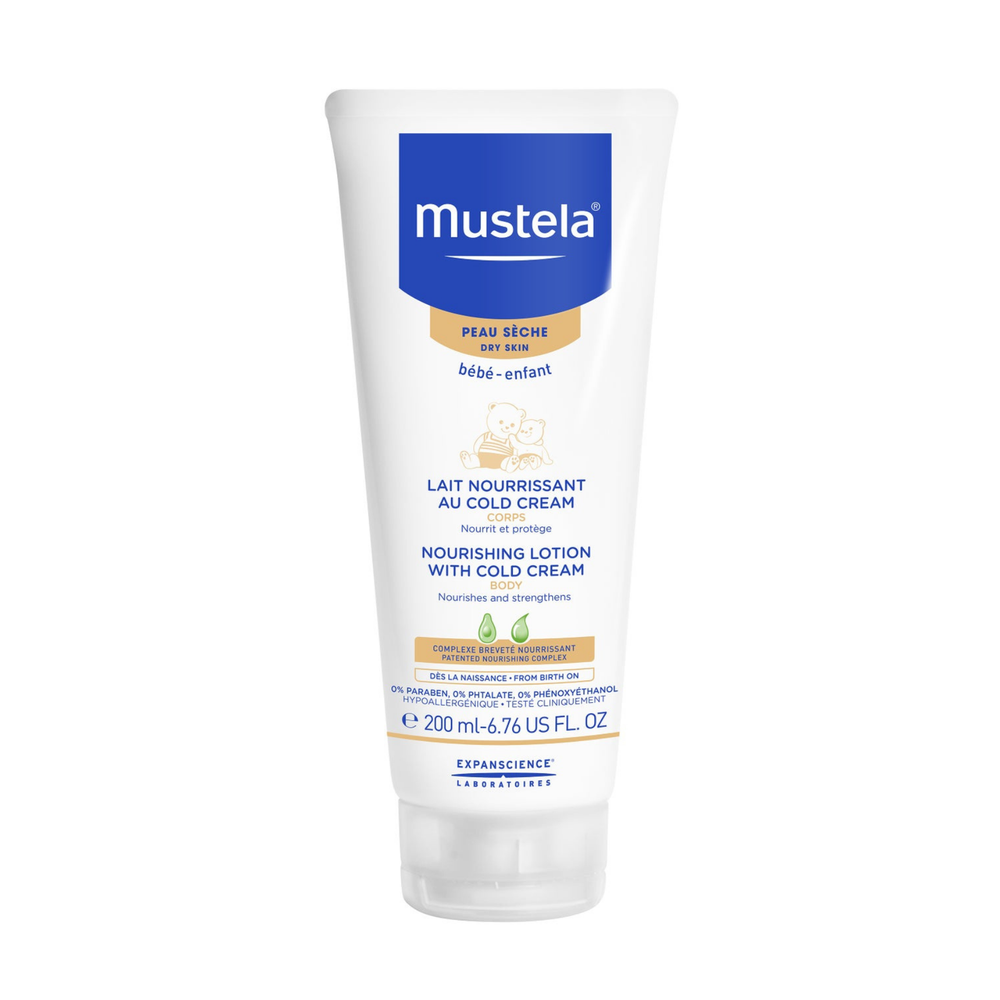 Mustela Dry Skin Nourishing Lotion with Cold Cream 200ml 806929