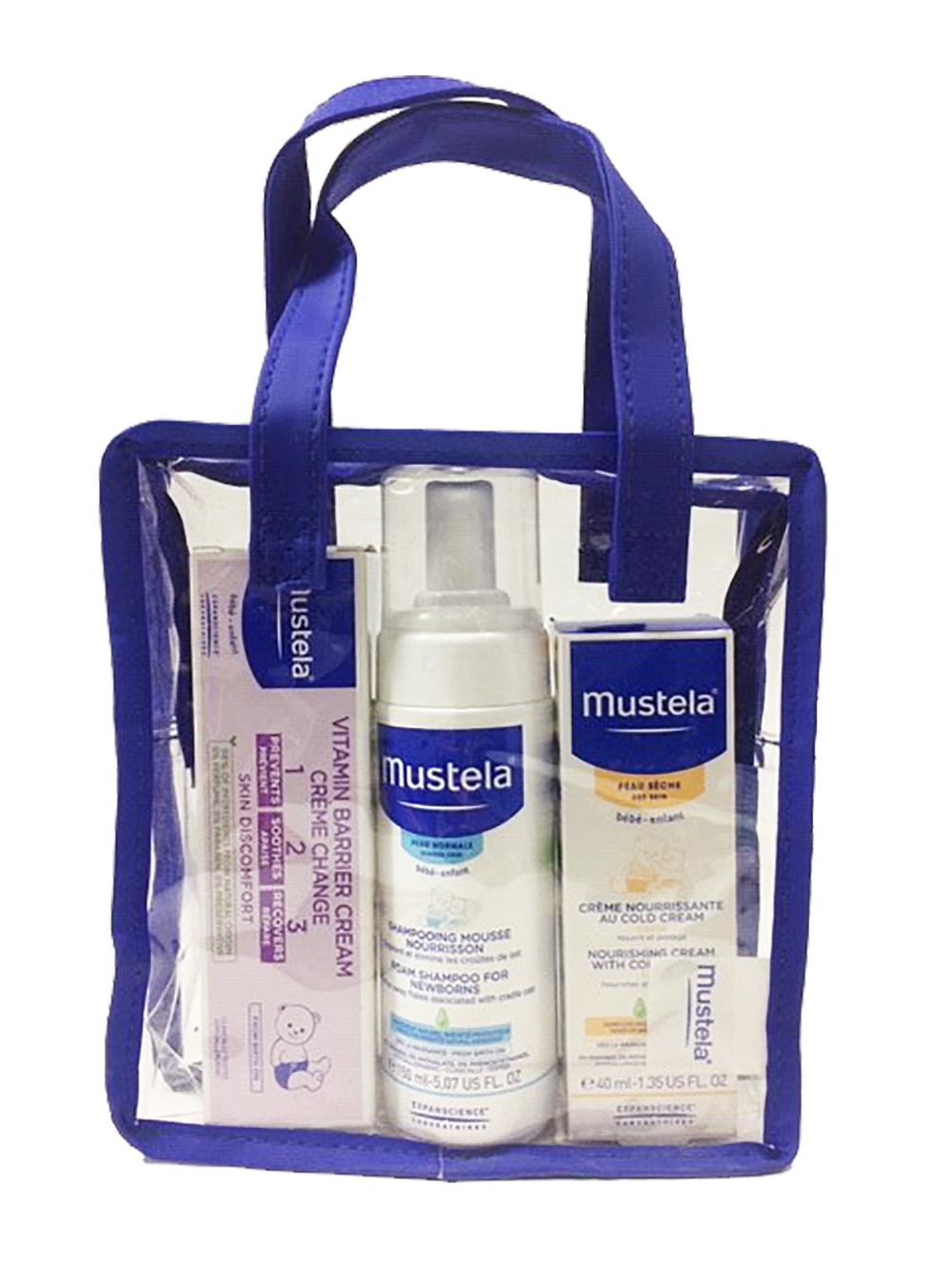 Mustela Gift Set - Dry Skin 807307