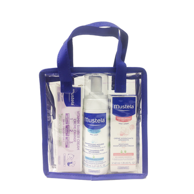 Mustela Gift Set - Very Sensitive Skin 807309