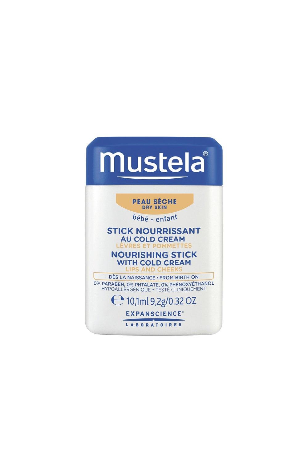 Mustela Nourishing Stick with Cold Cream 10ml 712050