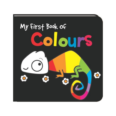 My First Book of Colours 804128