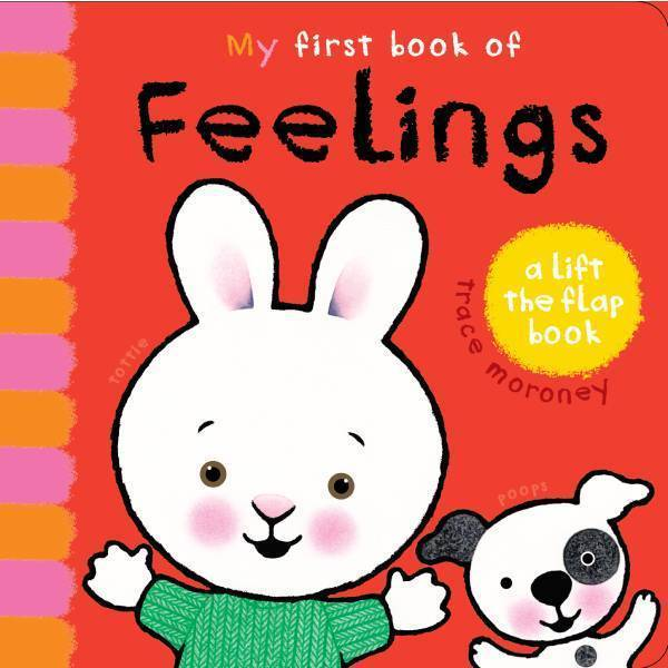 My First Book of Feelings 807531