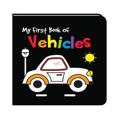 My First Book of Vehicles  805174