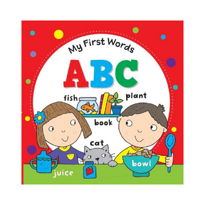 My First Words ABC Book