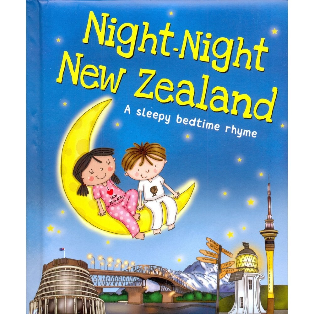 Night Night New Zealand Book 805306