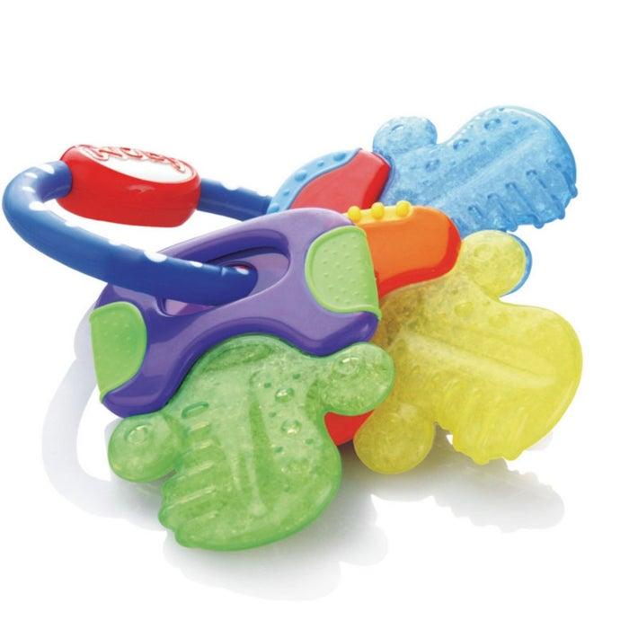 Nuby Icy Bite Keys 39443