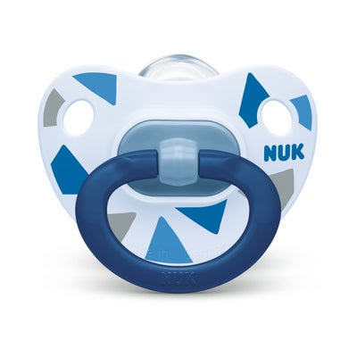 NUK Silicone Soother size 2-single 83218
