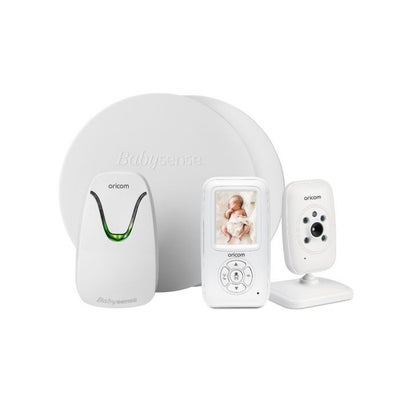 Oricom BabySense7 + SC715 Monitor Value Pack 807323