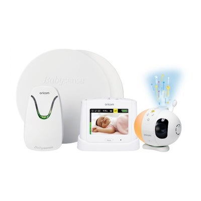 Oricom Babysense7 + SC870WH Value Pack 807322