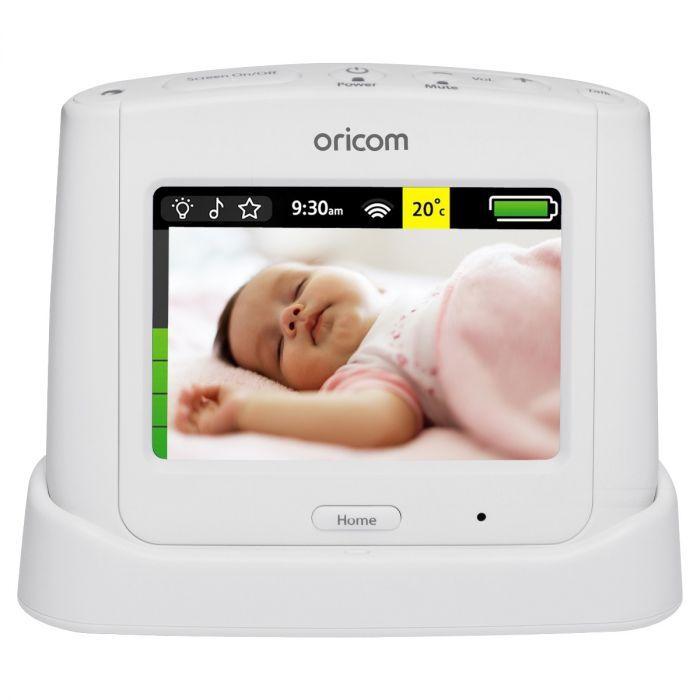 Oricom Babysense7 + SC870WH Value Pack 807322