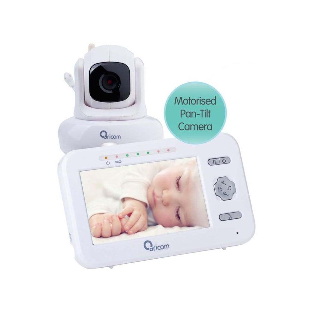 Oricom SC850 4.3″ Digital Video Baby Monitor with Pan-Tilt Camera 803464