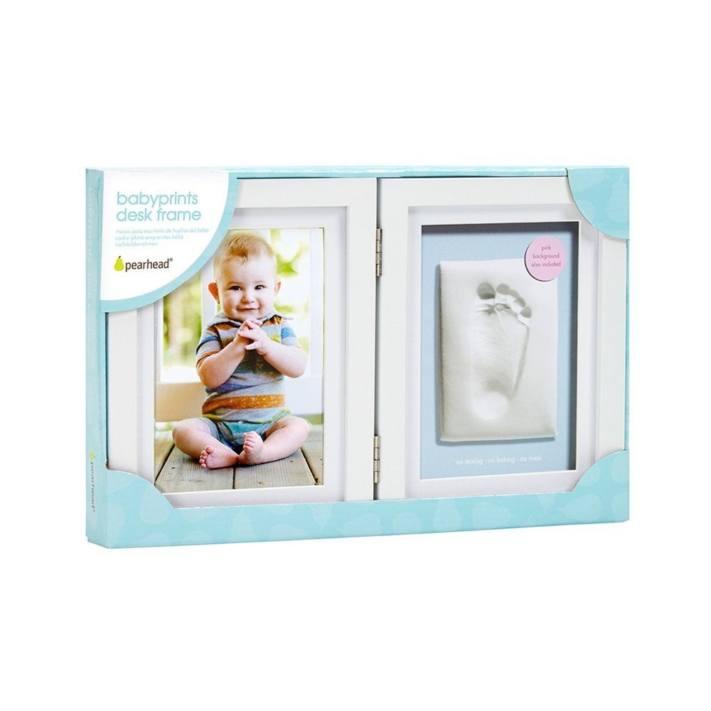 Pearhead Babyprints Desk Frame - White 807083