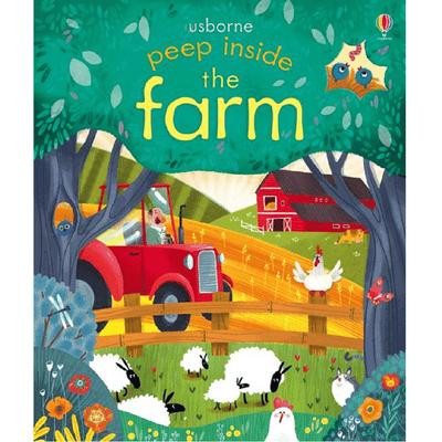 Peep Inside The farm 805992