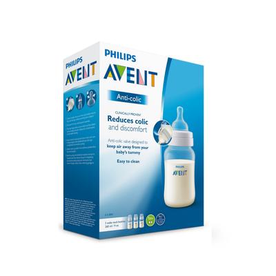 Philips AVENT Anti-colic Bottle 260ml 3pk 803302