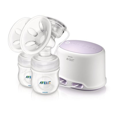 Philips AVENT Comfort Double Electric Breast Pump  801105