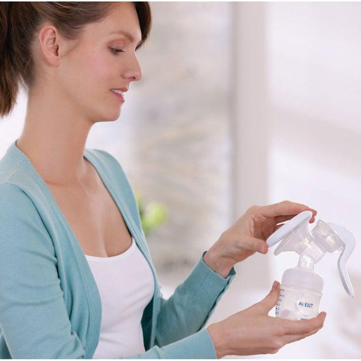 Philips AVENT Comfort Manual Breast Pump 800412