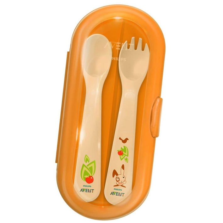 Philips AVENT Cutlery Set with Travel Case 727208