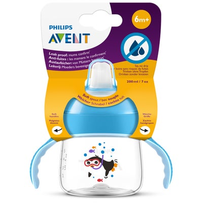 Philips AVENT Sip no Drip Cup 6m+   803305
