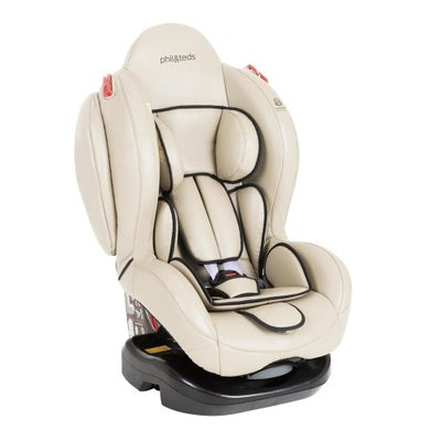 phil&teds evolution convertible car seat Sand 801994