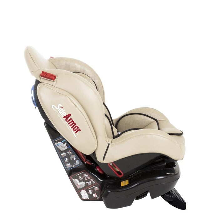 phil&teds evolution convertible car seat - Sand 801994