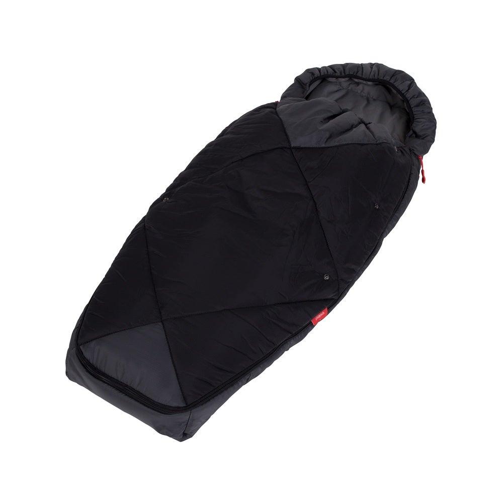 phil&teds Sleeping Bag - snuggle & snooze - Charcoal 805454