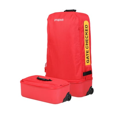 phil&teds Travel Bag - Red 805845