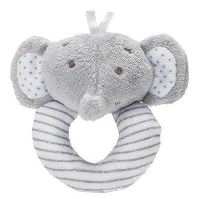 Playgro Elephant Rattle - Grey 805517