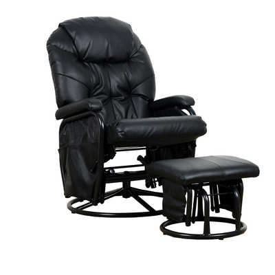 Glider Chair with Ottoman 712327