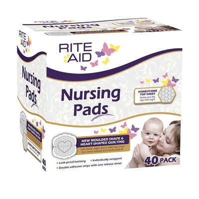 Rite Aid Nursing Pads 40 pack 57129