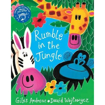 Rumble In The Jungle Book 807983