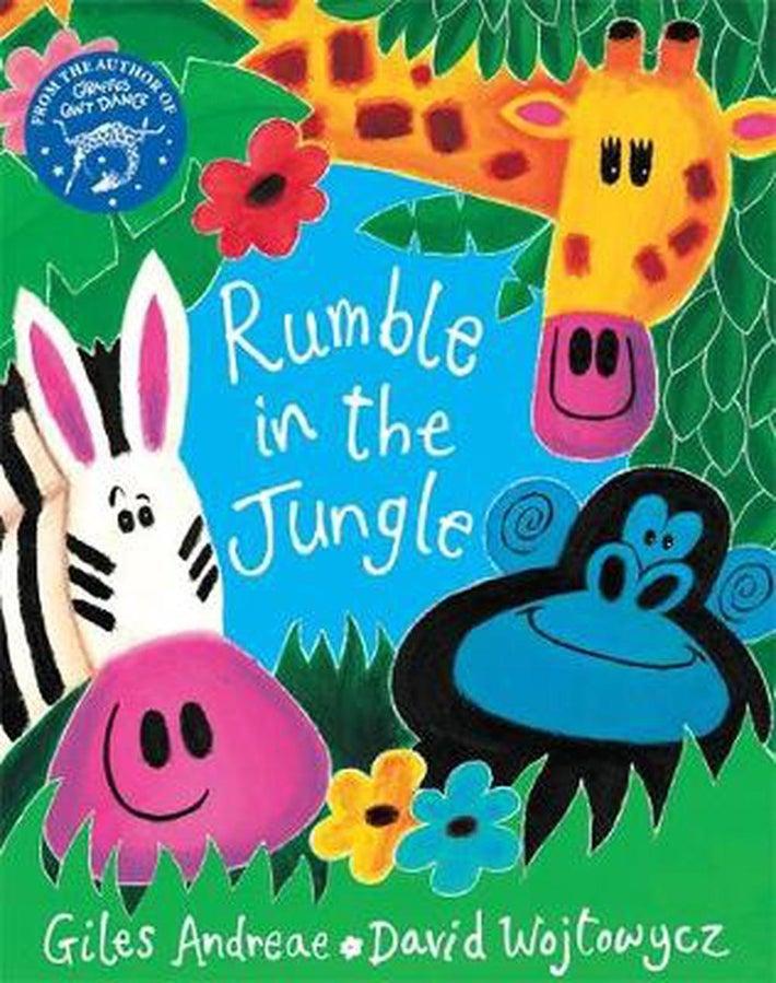 Rumble In The Jungle Book 807983